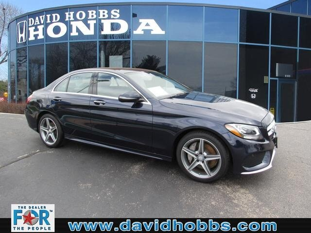 Pre-Owned 2016 Mercedes-Benz C Base