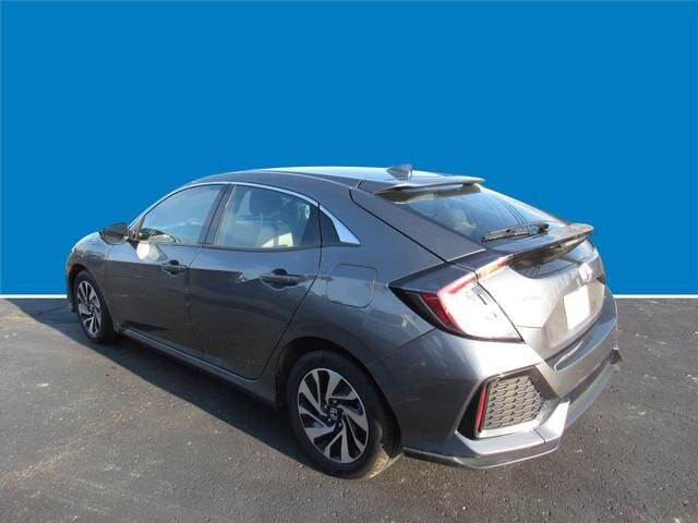 Certified Pre Owned 2017 Honda Civic Lx Hatchback In Glendale