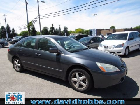 Pre-Owned 2005 Honda Accord 2.4 EX