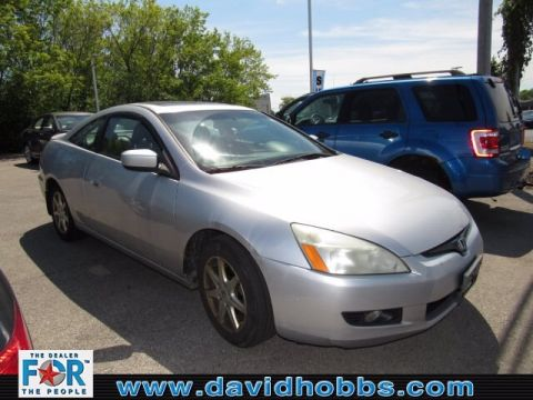 Pre-Owned 2003 Honda Accord 3.0 EX