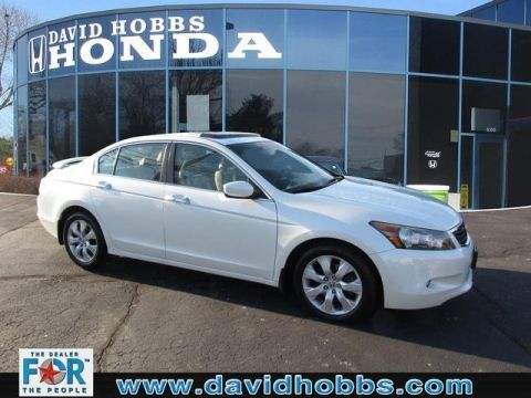 Pre-Owned 2008 Honda Accord 3.5 EX-L