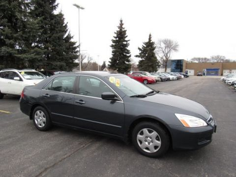 Pre-Owned 2007 Honda Accord 2.4 LX