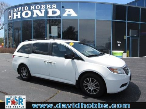 Pre-Owned 2011 Honda Odyssey EX-L w/RES