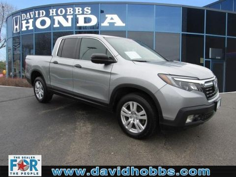 Certified Pre-Owned 2017 Honda Ridgeline RT